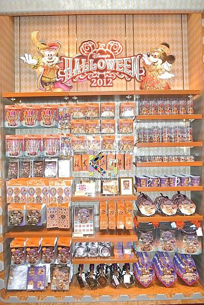 迪士尼海洋 2012萬聖節限定商品