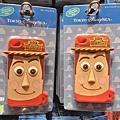 迪士尼海洋限定 玩具總動員iPhone4矽膠手機殼