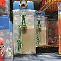 迪士尼TDL限定 玩具總動員 音源防塵塞吊飾