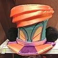 迪士尼TDL限定 2012萬聖節限定造型高帽 $1480A