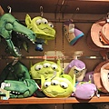 迪士尼TDL限定 三眼怪造型帽