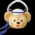 迪士尼海洋園內限定商品 Duffy海軍造型爆米花筒掛提籃 $1590 [訂金請付$800]
