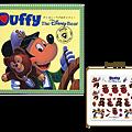 迪士尼海洋園內限定商品 繪本附貼紙 Duffy $700 [訂金請付$350]
