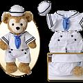 迪士尼海洋園內限定商品 Duffy玩偶配件 海軍服 $1590 [訂金請付$800]