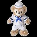 迪士尼海洋園內限定商品 Duffy海軍服玩偶吊飾 $990 [訂金請付$500]