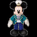 迪士尼海洋園內限定商品 海洋米奇玩偶 $2550 [訂金請付$2550]