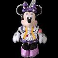 迪士尼海洋園內限定商品 海洋米妮玩偶吊飾 $890 [訂金請付$450]