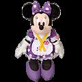 迪士尼海洋園內限定商品 海洋米妮玩偶 $2550 [訂金請付$2550]