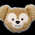 迪士尼海洋園內限定商品 Duffy抱枕 $1390A [訂金請付$700]
