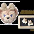 迪士尼海洋園內限定商品 Shellie May玩偶造型磁鐵 $390A [訂金請付$200]