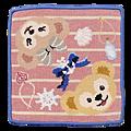 迪士尼海洋園內限定商品 Duffy方毛巾 $850 [訂金請付$425]