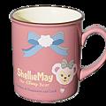 迪士尼海洋園內限定商品 Shellie May馬克杯 $690 [訂金請付$350]