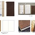 MIDORI Traveler's Notebook TN手帳組合 本體組合茶(13715006) $1280