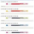 現貨已售完~PILOT HI-TEC-C鋼珠筆 糖果系列 0.3;0.4mm;0.5mm 草莓/芒果/麝香葡萄/蘇打/葡萄 共五色