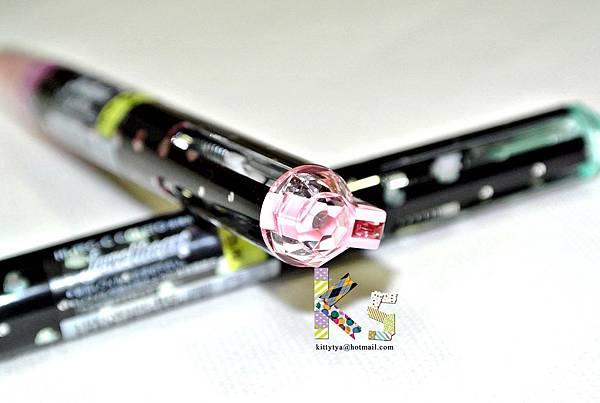 PILOT HI-TEC-C COLETO變芯筆限定四色筆管 寶石心系列 共八款 $110/支 A