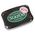 月貓 Staz On速乾性油性印台 SZ-99森林綠フォレストグリーン Forest Green $330