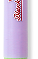 mimi雙頭耳朵筆blanke blanke限定款 紫貓 $300 A