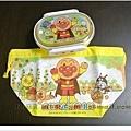 安胖馬(麵包超人)兒童便當盒300ml K-915日本最新款圖 可微波 & 兒童便當盒束口袋 K-925日本最新款圖