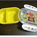安胖馬(麵包超人)兒童便當盒300ml K-915日本最新款圖 可微波