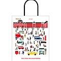 日本郵局 東京中央局限定東京站百年紀念商品 手提袋 $190