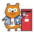 造型明信片 LAWSON浣熊 一張$105