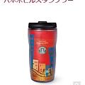 日本starbucks星巴克限定 城市隨行杯 六本木 $900