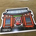 ~預定到貨~$100 東京第一彈:雷門