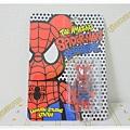 已售完-日本大阪環球影城限定商品 Be@rbrick 蜘蛛人Spider-Man 100%吊卡