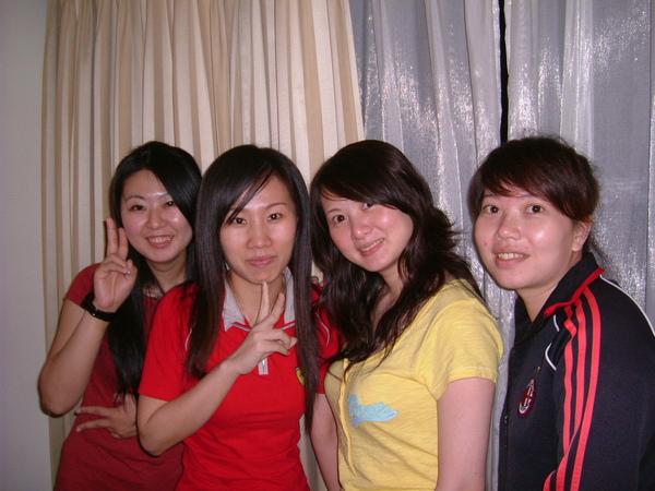 20080502 歐陽誕生日PARTY
