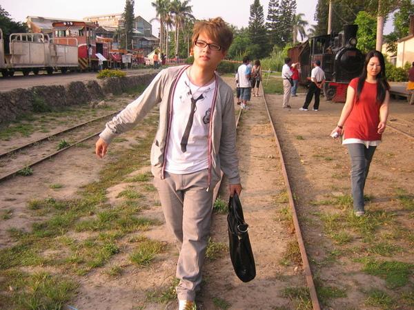 主角:歐陽,我是路人甲搶鏡頭