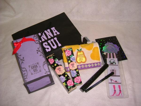 小香 & 愛莉 的禮物&卡片,我很愛