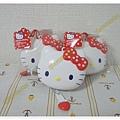 已售完- $190日本 kitty 頭形造型 自動伸縮捲尺