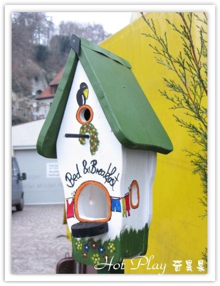德式小鳥屋