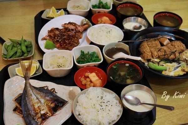 草屯大觀日式料理0727