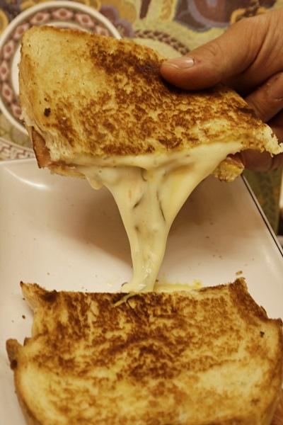 熱樂煎爆漿乳酪三明治084216307