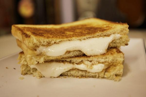 台南熱樂煎爆漿乳酪三明治6336