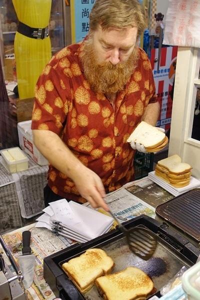 熱樂煎爆漿乳酪三明治0206