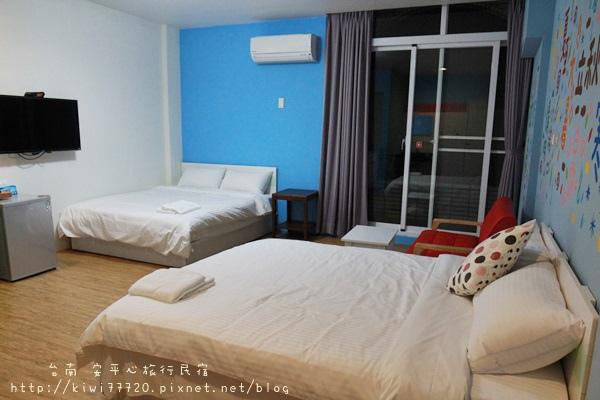 台南安平心旅行民宿8016