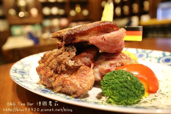 B&G 德國農莊德式精品餐廳.台北信義區寶麗廣場BELLAVITA0616