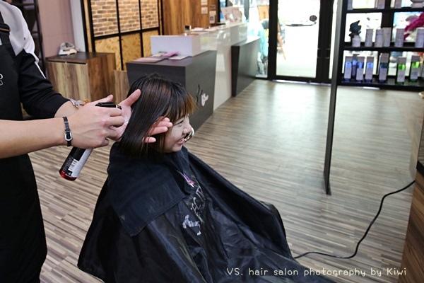 台中西屯美髮VS. hair salon逢甲夜市附近1017