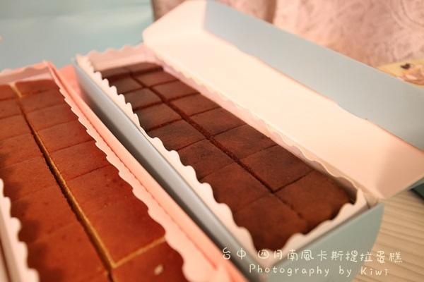 台中拌手禮四月南風卡斯提拉蛋糕2018