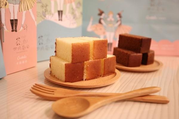 台中拌手禮四月南風卡斯提拉蛋糕2046