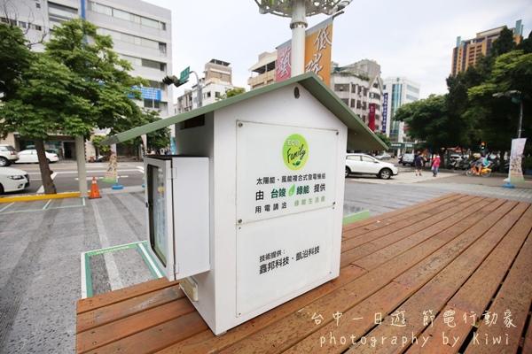 節電台中一日遊秋紅谷台中科學博物館草悟道_4516