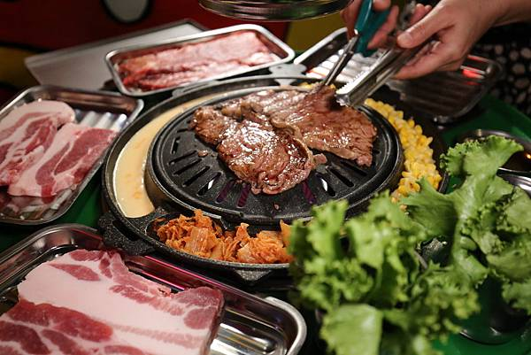 員林站啦夯肉韓式料理燒烤0047