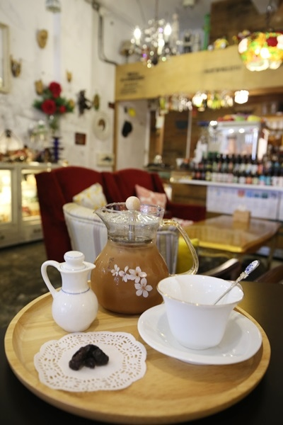 彰化永樂街穩定飛行咖啡Cafe骨董店單品咖啡5565