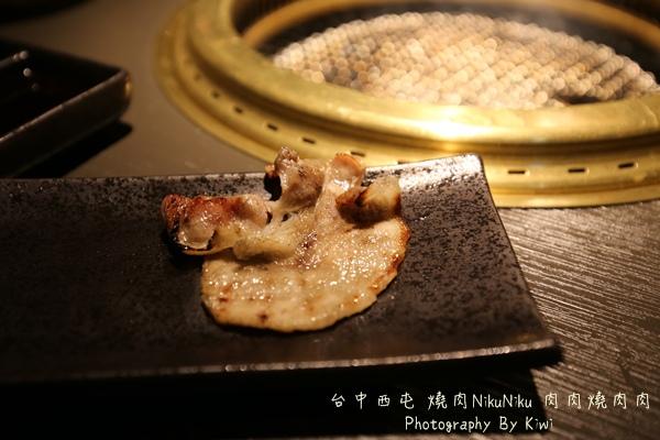 台中西屯區燒肉NikuNiku 肉肉燒肉秋紅谷附近單點雙人套餐三人套餐塌塌米座位獨立空間座位7311
