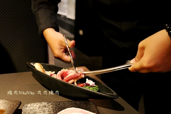 台中西屯區燒肉NikuNiku 肉肉燒肉秋紅谷附近單點雙人套餐三人套餐塌塌米座位獨立空間座位7319