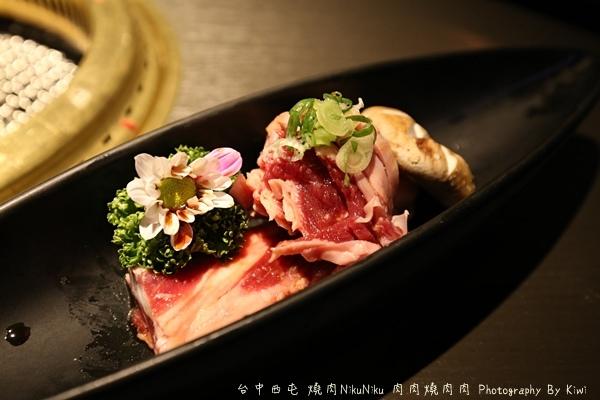 台中西屯區燒肉NikuNiku 肉肉燒肉秋紅谷附近單點雙人套餐三人套餐塌塌米座位獨立空間座位7297