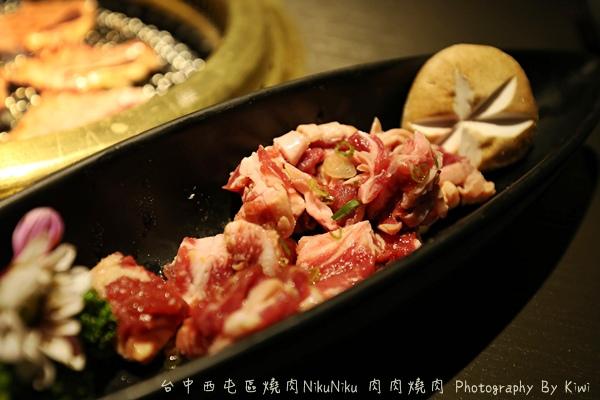 台中西屯區燒肉NikuNiku 肉肉燒肉秋紅谷附近單點雙人套餐三人套餐塌塌米座位獨立空間座位7324