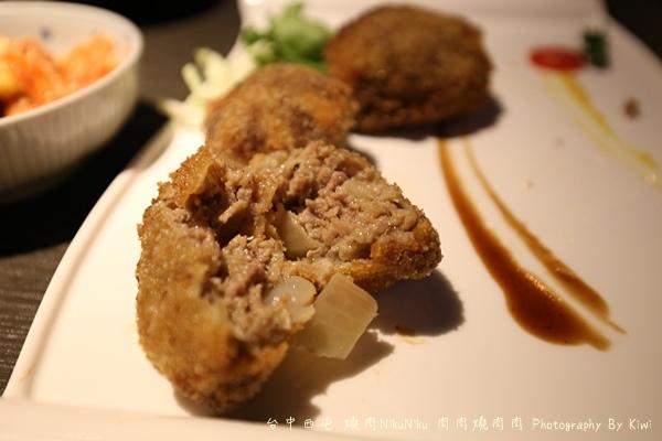 台中西屯區燒肉NikuNiku 肉肉燒肉秋紅谷附近單點雙人套餐三人套餐塌塌米座位獨立空間座位7227